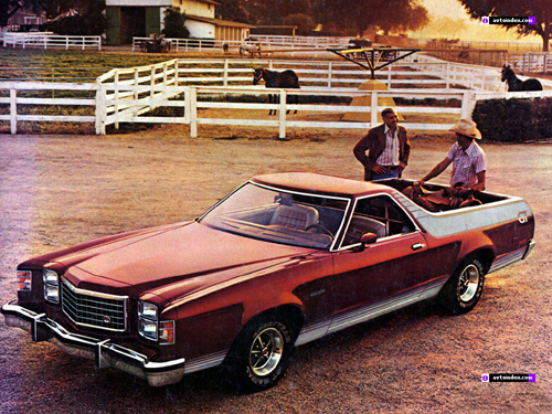 of the 1978 ford ranchero